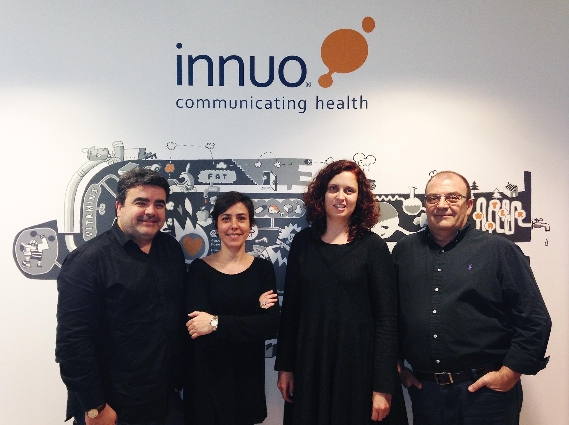 innuo, agencia de publicidad healthcare 2014
