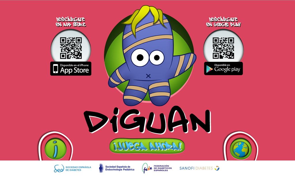 The Diguan video game wins the prize for the Best Health Game for patients