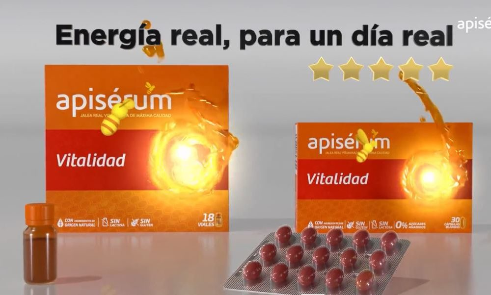 Innuo – Vivactis Group crea el nou anunci d'Apisérum