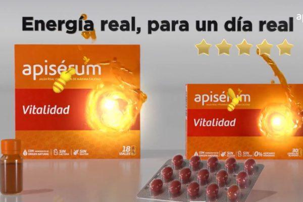 Innuo – Vivactis Group creates new Apisérum advert